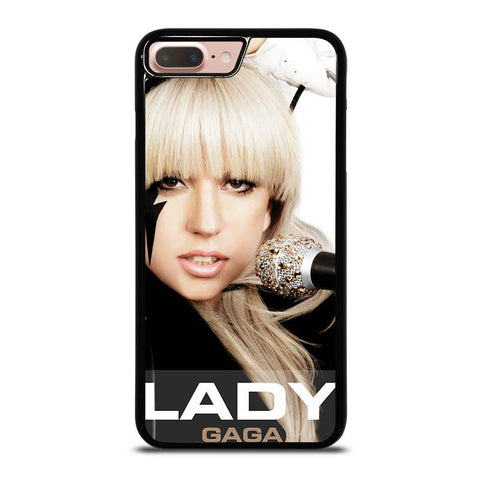 LADY-GAGA-iphone-8-plus-case-cover