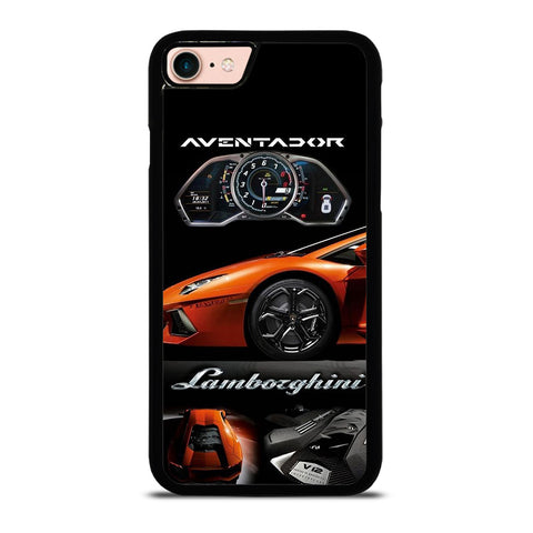 LAMBORGHINI AVENTADOR-iphone-8-case-cover