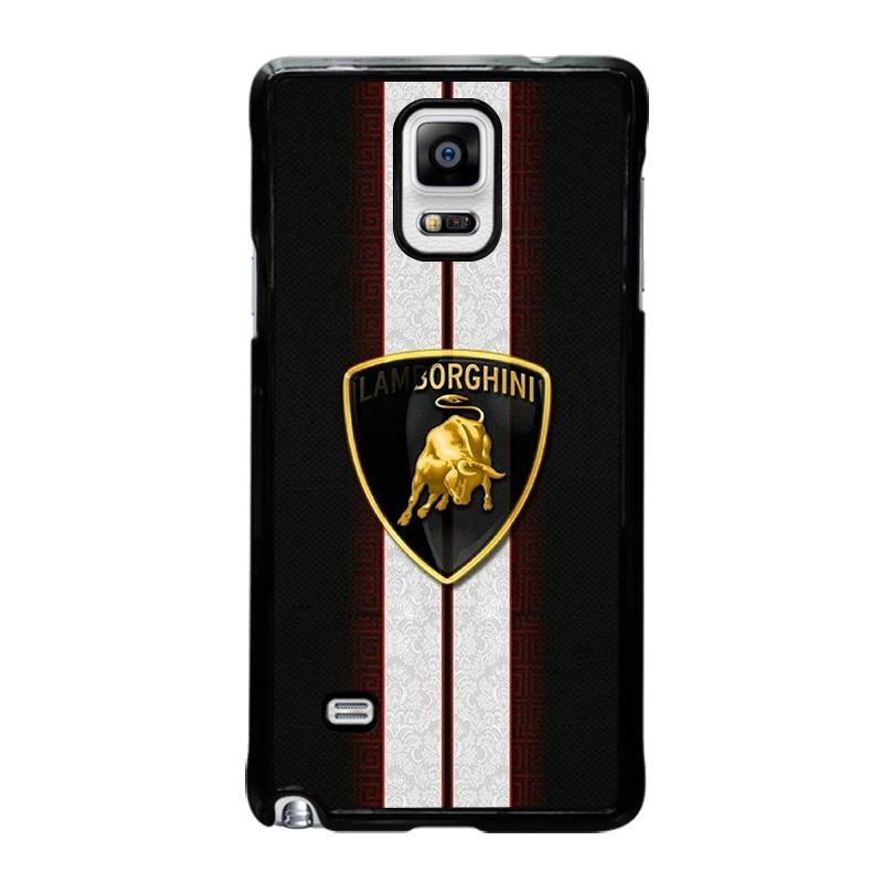 Lamborghini Icon Samsung Galaxy Note 4 Case Best Custom Phone