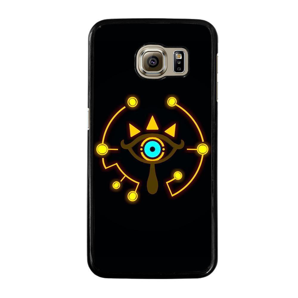 newest 622fb 06379 LEGEND OF ZELDA SHEIKAH SLATE Samsung Galaxy S6 Case Cover - Favocase