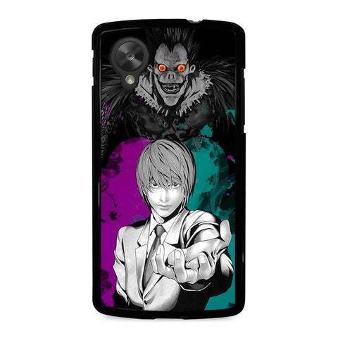 LIGHT-AND-RYUK-DEATH-NOTE-nexus-5-case-cover