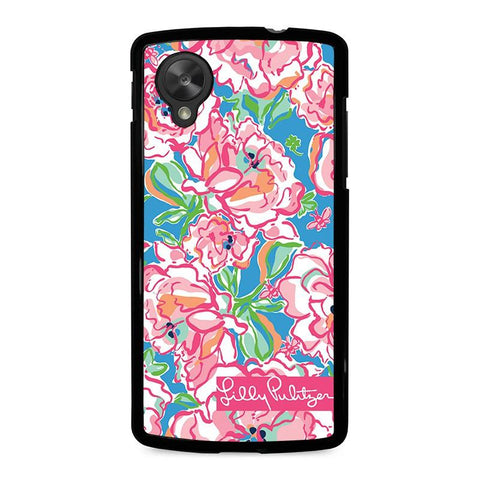 LILLY-PULITZER-CHARMS-nexus-5-case-cover