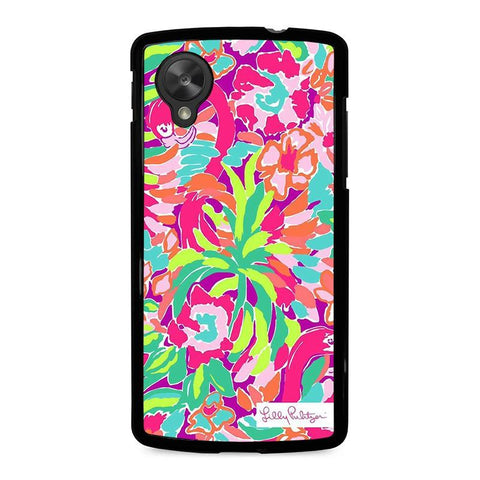 LILLY-PULITZER-SUMMER-nexus-5-case-cover