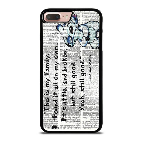 LILO-AND-STITCH-QUOTES-Disney-iphone-8-plus-case-cover