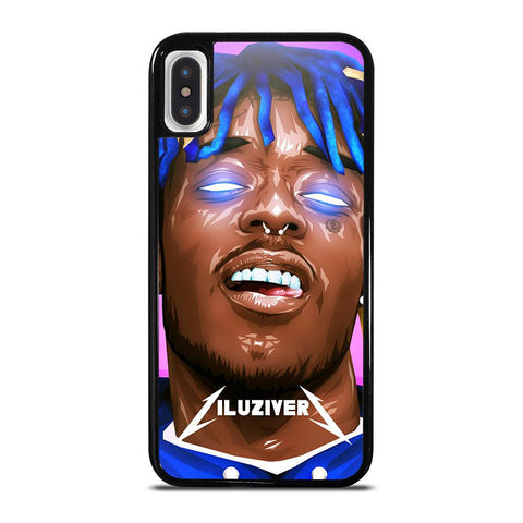 LIL UZI VERT ILUZIVER-iphone-x-case-cover