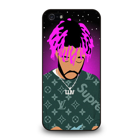 LIL UZI VERT SUPREME-iphone-5-5s-se-case-cover