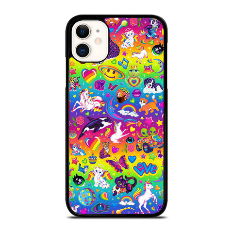 LISA FRANK SWAG CUTE-iphone-11-case-cover