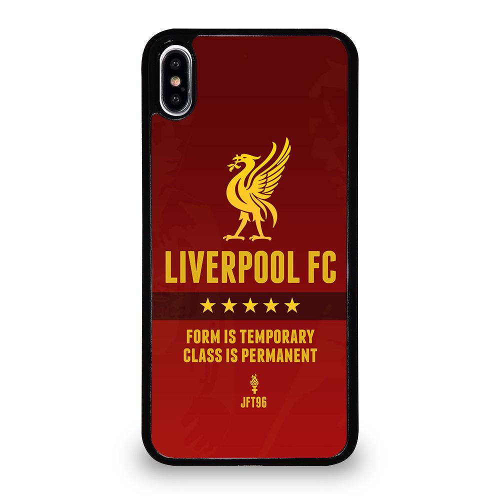 quality design 22542 07754 LIVERPOOL FC THE REDS iPhone XS Max Case Cover - Favocase