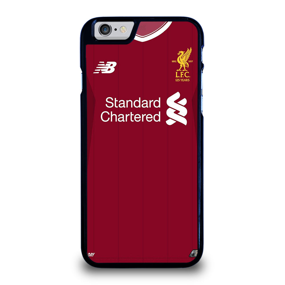size 40 505eb 622c1 LIVERPOOL FOOTBALL JERSEY KIT iPhone 6 / 6S Case Cover - Favocase
