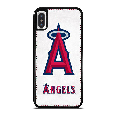 LOS ANGELES ANGELS BASEBALL iPhone X / XS Case - Best Custom Phone Cover Cool Personalized Design