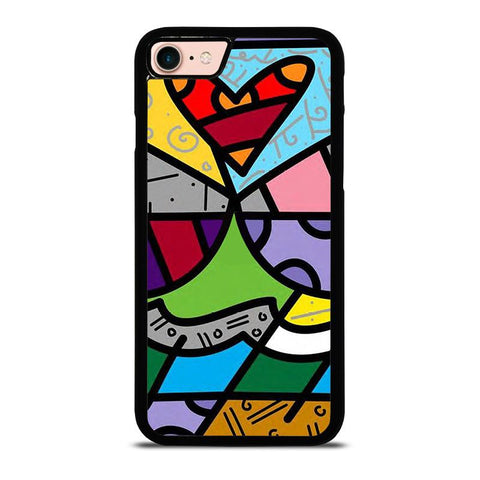LOVE ROMERO BRITTO-iphone-8-case-cover