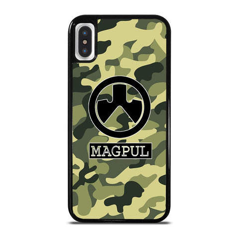MAGPUL MULTICAM SCORPION CAMO LOGO-iphone-x-case-cover