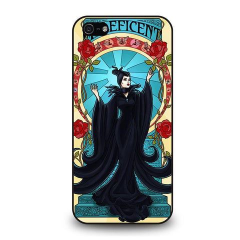 MALEFICENT-SLEEPING-BEAUTY-Disney-iphone-5-5s-case-cover