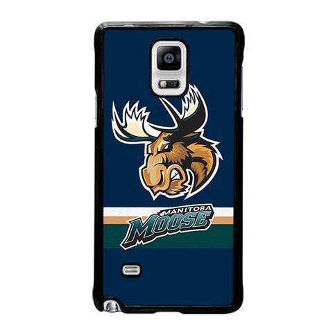 MANITOBA-MOOSE-Hockey-samsung-galaxy-note-4-case-cover