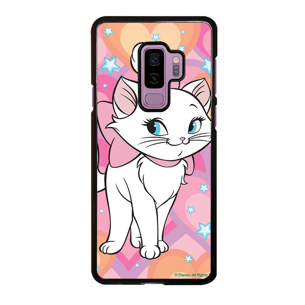 huge discount 6adf0 3ca1d MARIE CAT DISNEY Samsung Galaxy S9 Plus Case Cover - Favocase