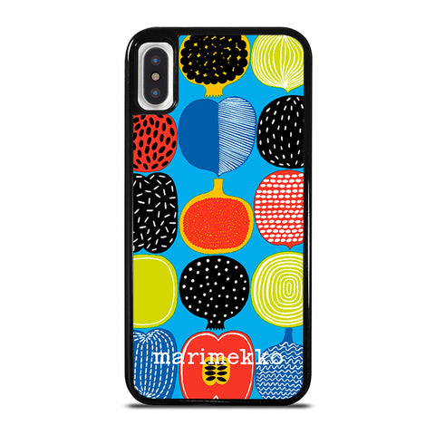 MARIMEKKO HERITAGE iPhone X / XS Case - Best Custom Phone Cover Cool Personalized Design