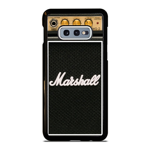 MARSHALL GUITAR MICRO AMP-samsung-galaxy-S10e-case-cover