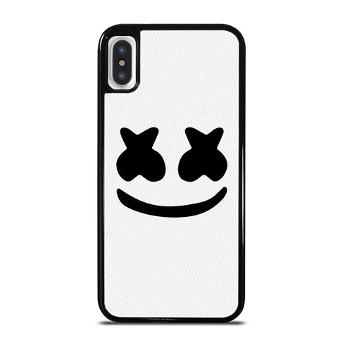 MARSHMELLO HELMET-iphone-x-case-cover