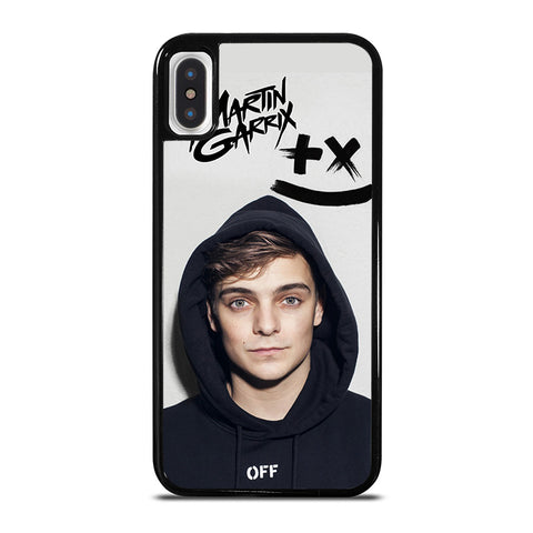 MARTIN GARRIX iPhone X / XS Case - Best Custom Phone Cover Cool Personalized Design