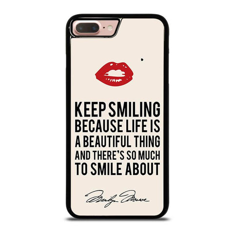 MARYLIN-MONROE-QUOTES-iphone-8-plus-case-cover
