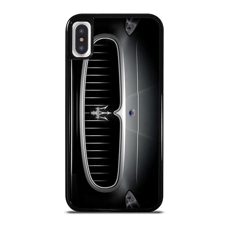 the latest d75a0 10ba4 MASERATI CAR EMBLEM iPhone X / XS Case Cover - Favocase