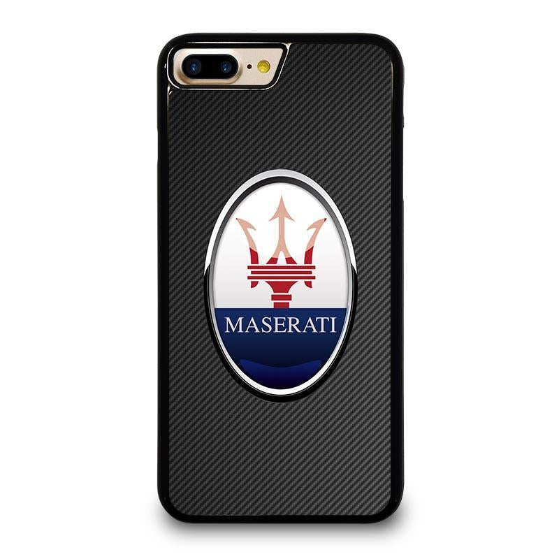 sports shoes 8e52a f6588 MASERATI LOGO iPhone 7 Plus Case Cover - Favocase