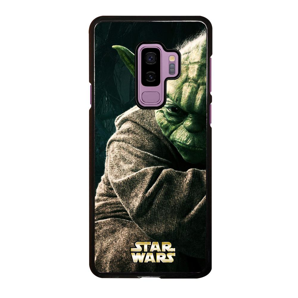 lowest price 2c948 781a6 MASTER YODA STAR WARS 2 Samsung Galaxy S9 Plus Case Cover - Favocase