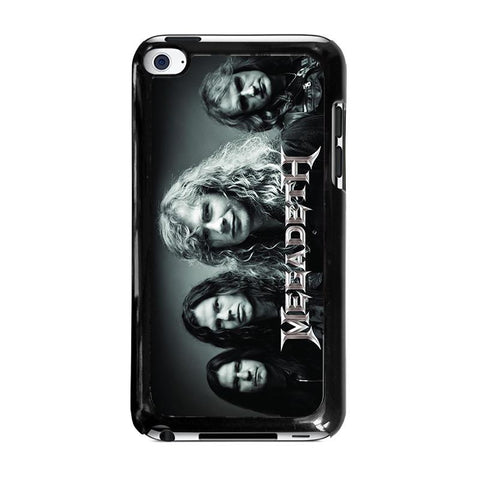 MEGADETH-ipod-touch-4-case-cover