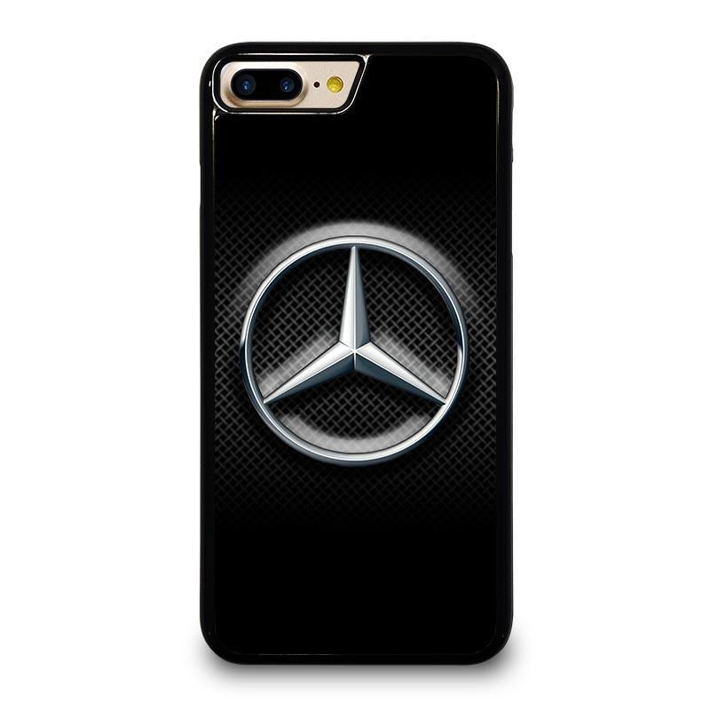 new product 13015 bc535 MERCEDES BENZ LOGO iPhone 7 Plus Case Cover - Favocase