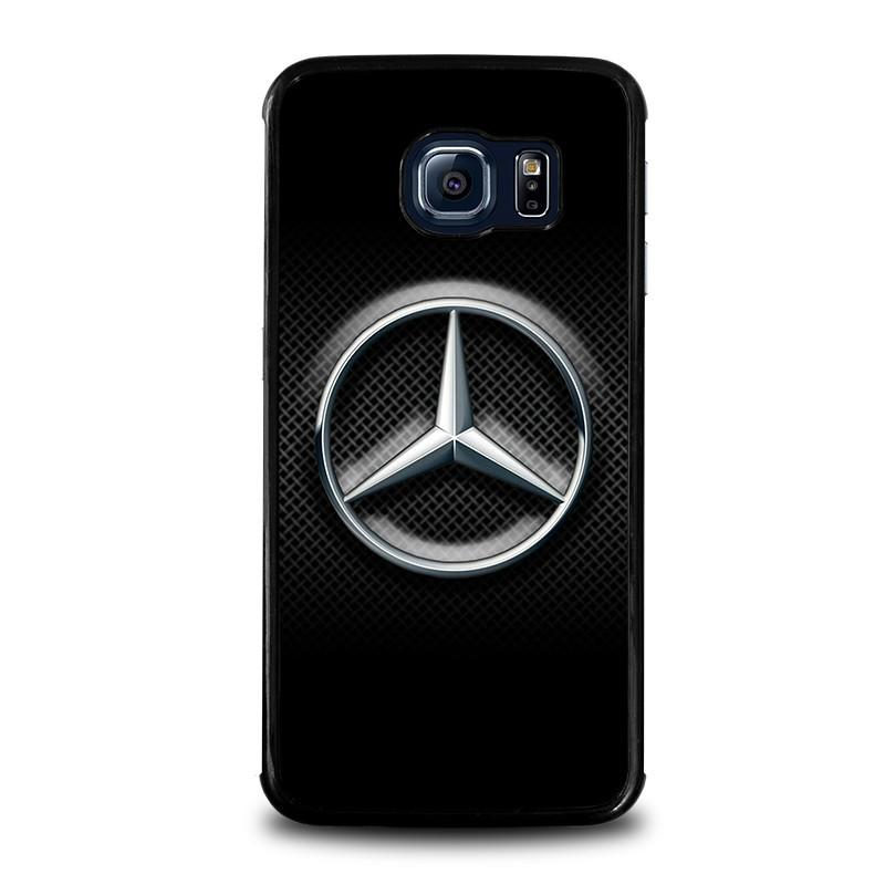 cheap for discount 5bdd4 be4d7 MERCEDES BENZ LOGO Samsung Galaxy S6 Edge Case Cover - Favocase