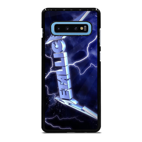 METALLICA Samsung Galaxy S10 Plus Case - Best Custom Phone Cover Cool Personalized Design