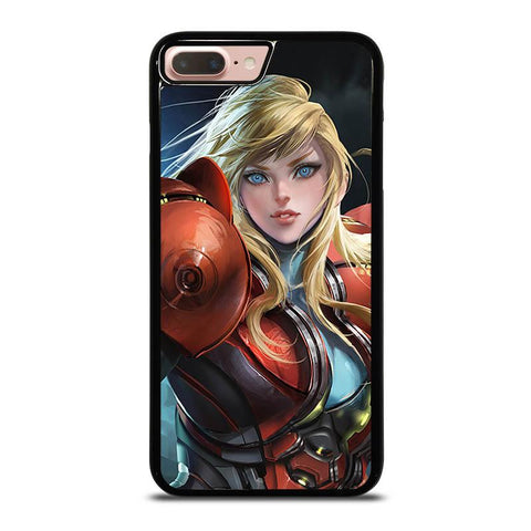 METROID-SAMUS-ARAN-Recovered-iphone-8-plus-case-cover