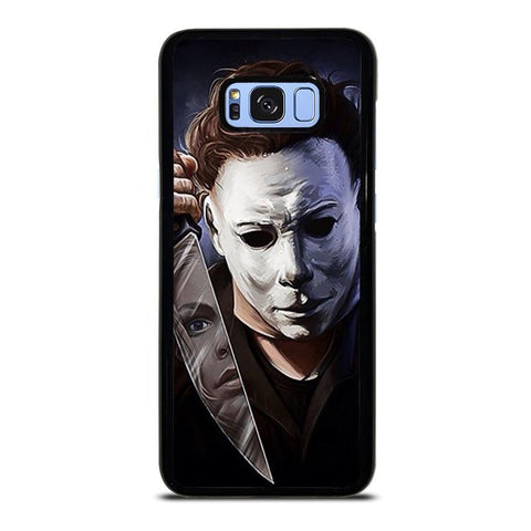 MICHAEL MYERS HALLOWEEN-samsung-galaxy-s8-plus-case-cover
