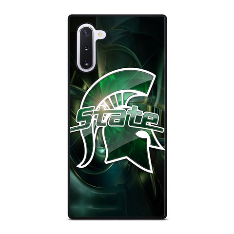 MICHIGAN STATE SPARTANS-samsung-galaxy-note-10-case-cover