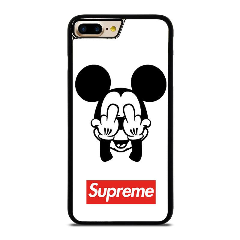 the latest 768c6 680b2 MICKEY MOUSE SUPREME iPhone 7 Plus Case Cover - Favocase