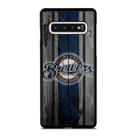 MILWAUKEE BREWERS LOGO-samsung-galaxy-s10-case-cover