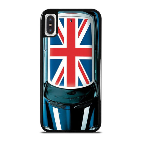 MINI COOPER UNIONS JACK-iphone-x-case-cover