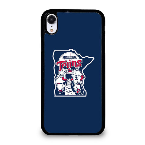MINNESOTA TWINS LOGO-iphone-xr-case-cover