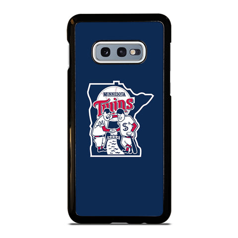 MINNESOTA TWINS LOGO-samsung-galaxy-S10e-case-cover