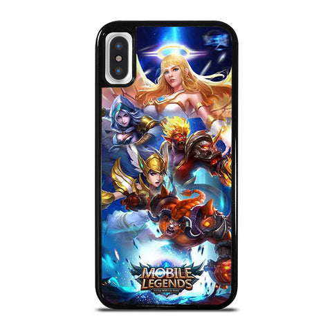 MOBILE LEGENDS iPhone X / XS Case - Best Custom Phone Cover Cool Personalized Design