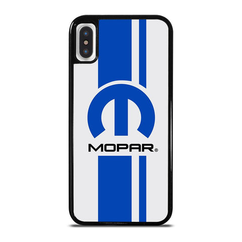 MOPAR LOGO 2-iphone-x-case-cover
