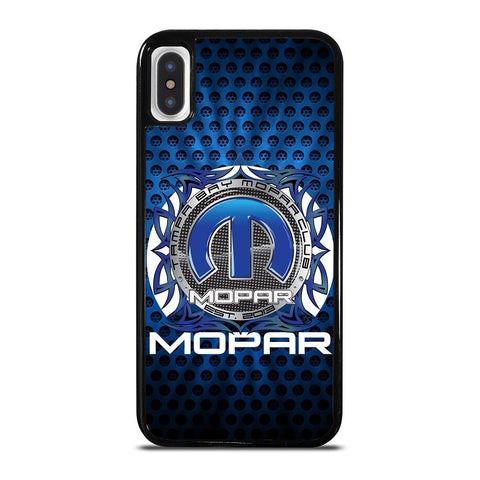 MOPAR METAL LOGO-iphone-x-case-cover