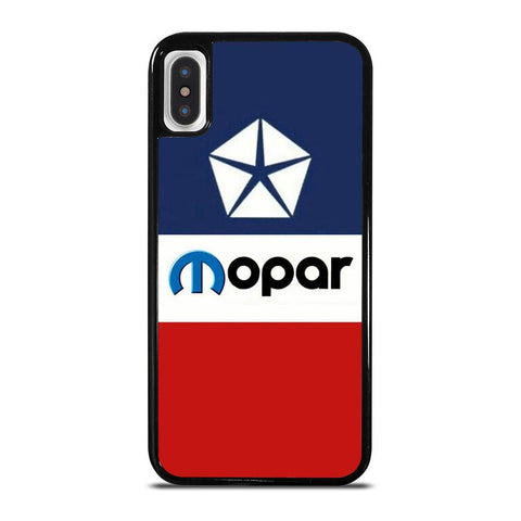 MOPAR SPORT CAR RACING-iphone-x-case-cover