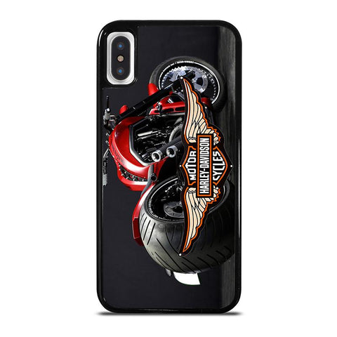 MOTORCYCLE-HARLEY-DAVIDSON-iphone-x-case-cover
