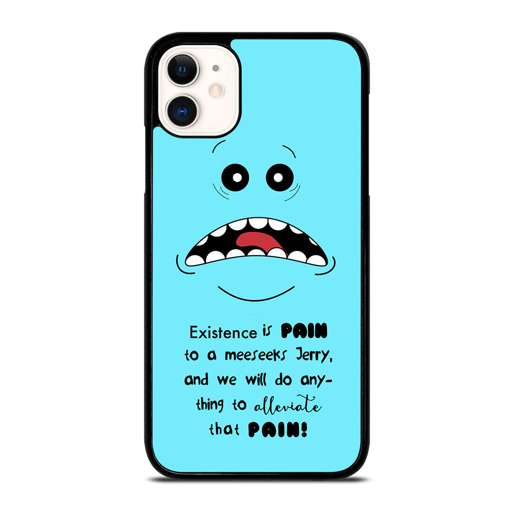 Existence is Pain iphone 11 case