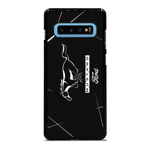 MUSTANG FORD LOGO Samsung Galaxy S10 Plus Case - Best Custom Phone Cover Cool Personalized Design