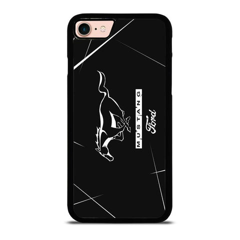 MUSTANG FORD LOGO-iphone-8-case-cover