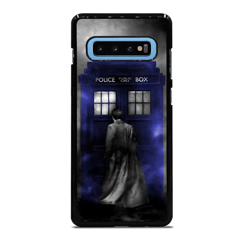 MYSTIC TARDIS BOX DOCTOR WHO  Samsung Galaxy S4 S5 S6 S7 S8 S9 S10 S10e Edge Plus Note 4 5 8 9 Case Cover
