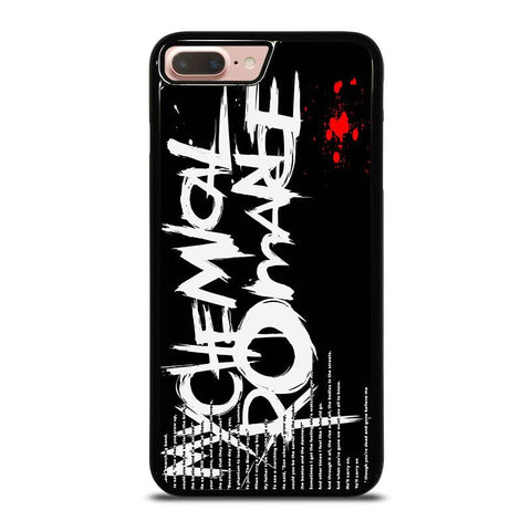 MY-CHEMICAL-ROMANCE-LYRIC-iphone-8-plus-case-cover