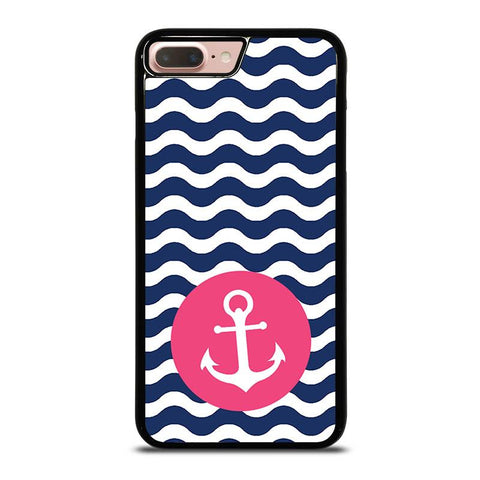 NAUTICAL-ANCHOR-iphone-8-plus-case-cover
